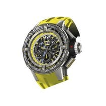 Richard Mille Titanium 50mm Automatic rm60-01 pre-owned