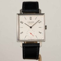 NOMOS Steel 33mm Automatic 421 pre-owned