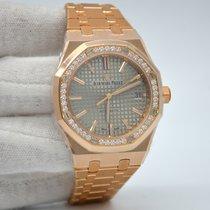 Audemars Piguet Pозовое золото 37mm Автоподзавод 15451OR.ZZ.1256OR.02 новые