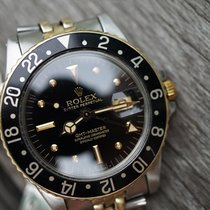 Rolex GMT-Master 1675 Very good Gold/Steel 40mm Automatic