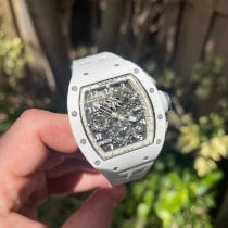 Richard Mille Carbon 50mm Automatic RM011 pre-owned