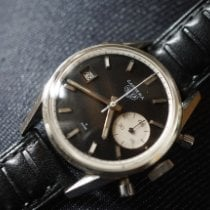 Heuer Steel 35mm Manual winding 3147N pre-owned United States of America, Illinois, Chicago