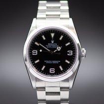 Rolex Explorer Steel 36mm Black Arabic numerals United Kingdom, Scarborough