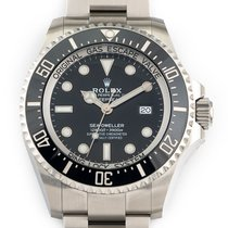 Rolex Sea-Dweller Deepsea Steel 44mm Black No numerals United States of America, Florida, Hollywood