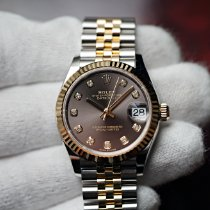 Rolex Datejust Gold/Steel 31mm Grey United States of America, Florida, Orlando