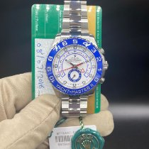 Rolex Yacht-Master II Steel 44mm White No numerals United States of America, Massachusetts, Quincy