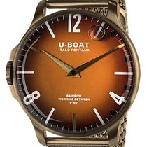 U-Boat 8468/MT New Steel 44mm Quartz