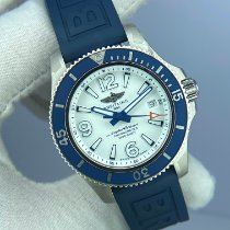 Breitling Superocean 42 Steel 42mm White Arabic numerals United States of America, Kentucky, Lexington
