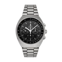 Omega Speedmaster Mark II Steel 41mm Black No numerals United States of America, Pennsylvania, Bala Cynwyd