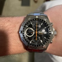 TAG Heuer Aquaracer 300M Steel 41mm Black No numerals United States of America, Texas, Irving