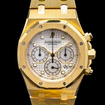 Audemars Piguet Royal Oak Chronograph Yellow gold 39mm United States of America, Massachusetts, Boston
