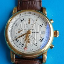 Montblanc Rose gold 41mm Automatic 7139 pre-owned India, Pune