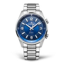 Jaeger-LeCoultre Polaris Steel 41mm Blue Arabic numerals United States of America, New York, New York City