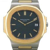 Patek Philippe 3700 Gold/Steel 1980 Nautilus 40mm