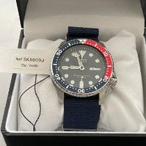 Seiko Prospex pre-owned 42mm Blue Date Buckle