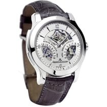 Jaeger-LeCoultre Master Minute Repeater Platin 43mm Silber