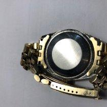 勞力士 Oyster Perpetual 34 金/鋼 34mm 銀色 無數字