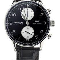 IWC Portuguese Chronograph IW3714 Very good Steel 41mm Automatic United States of America, Illinois, BUFFALO GROVE