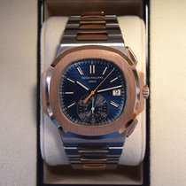 Patek Philippe Very good Gold/Steel 40.5mm Automatic