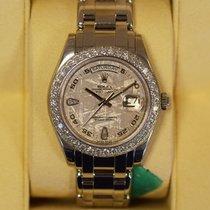 Rolex Very good Platinum 36mm Automatic