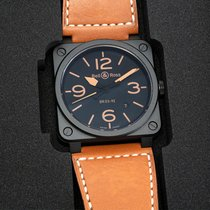 Bell & Ross BR 03-92 Ceramic Ceramic 42mm Black United States of America, New Jersey, Englewood