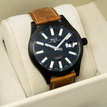 Ball pre-owned Automatic 43mm Black Sapphire crystal 10 ATM