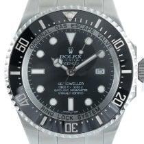 Rolex Sea-Dweller Deepsea Steel 43mm Black