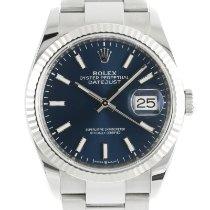 Rolex 126234 Oro/Acciaio 2020 Datejust 36mm usato