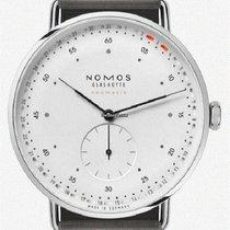 NOMOS Metro Neomatik new 2021 Automatic Watch with original box and original papers Nomos 1165