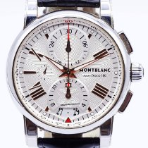 Montblanc Star 4810 105856 Unworn Steel 44mm Automatic