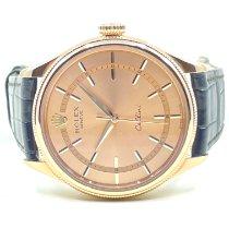 Rolex Cellini Time Rosa