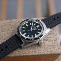 Seiko Prospex Stahl 39.9mm Blau Keine Ziffern