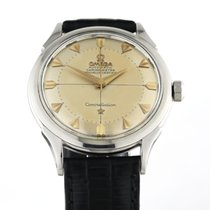 歐米茄 2852 鋼 1955 Constellation 35mm 二手