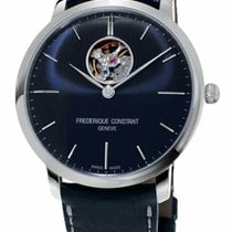Frederique Constant Slimline new Automatic Watch with original box and original papers FC-312N4S6 FC312N4S6