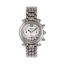 Chopard Happy Sport Steel Mother of pearl United States of America, New York, New York City