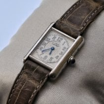 Cartier Silver 23mm Quartz 2416 pre-owned The Philippines, Mandaluyong City