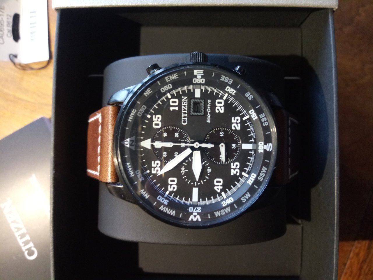 Citizen Crono Aviator Of Collection Ca0695 17e For 186 For Sale From A Private Seller On Chrono24