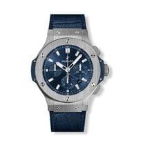 Hublot Big Bang 44 mm neu 2021 Automatik Chronograph Uhr mit Original-Box und Original-Papieren 301.SX.7170.LR