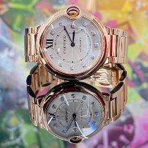 Cartier Ballon Bleu 36mm we902026 Sehr gut Roségold 36mm Automatik