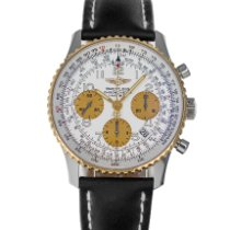 Breitling Gold/Steel 42mm Automatic D23322 pre-owned United States of America, Maryland, Baltimore, MD
