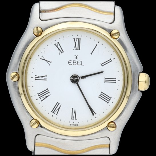 Ebel 1911 181908 pre-owned