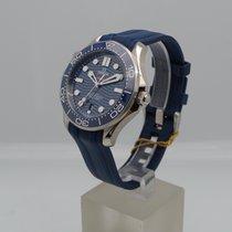 Omega Seamaster Diver 300 M Acciaio 42mm Blu Senza numeri Italia, ISEO (BS)