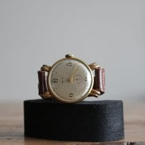 Aigner Gold/Steel 38mm Manual winding 26-418f pre-owned