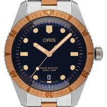 Oris Steel 40mm Automatic 01 733 7707 4355-07 8 20 17 new