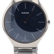 Rado True Thinline Керамика 39mm Синий