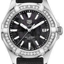 TAG Heuer Aquaracer Lady Steel 35mm Mother of pearl