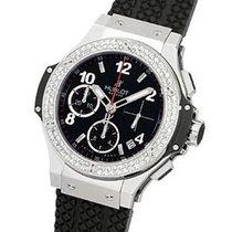 Hublot Big Bang 41 mm neu 2020 Automatik Chronograph Uhr mit Original-Box und Original-Papieren 341.SX.130.RX.114