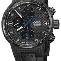 Oris Carbon Automatic Black 44mm new Williams F1