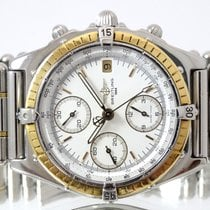 Breitling Gold/Steel 40mm Automatic Chronomat pre-owned