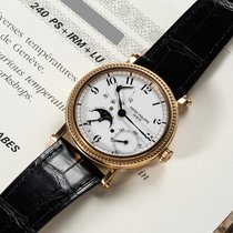 Patek Philippe Complications (submodel) Rose gold 35.5mm White